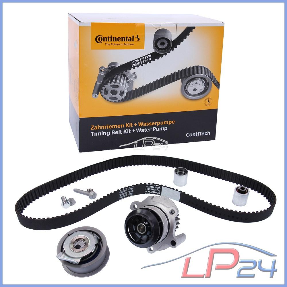 Contitech Continental Courroie De Distribution Pompe à eau CT1143-Genuine-Garantie 5 an