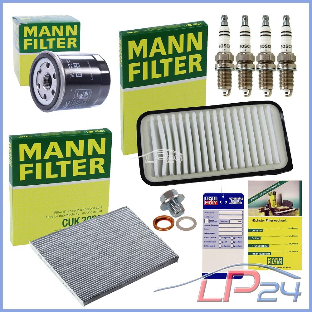 Filtre à huile Filtre à Air Diesel Filtre Intérieur Filtre toyota corolla IX e12-1.4 d