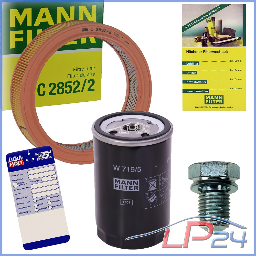 Inspektionspaket Filterset Servicekit VW Passat 3C B5 1,9 /& 2,0 TDI DIESEL