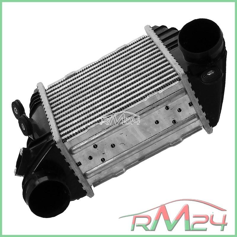 RADIATORE-INTERCOOLER-183-x-205-x-85-VW-BORA-1J-GOLF-4-IV-1J-1-8-T-1-9-TDI miniatura 3