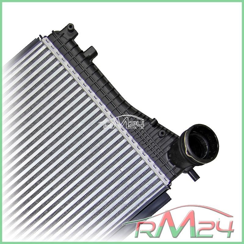 RADIATORE-INTERCOOLER-615-x-405-x-32-SEAT-LEON-1P-05-ALTEA-5P-1-9-2-0-TDI-TFSI miniatura 6