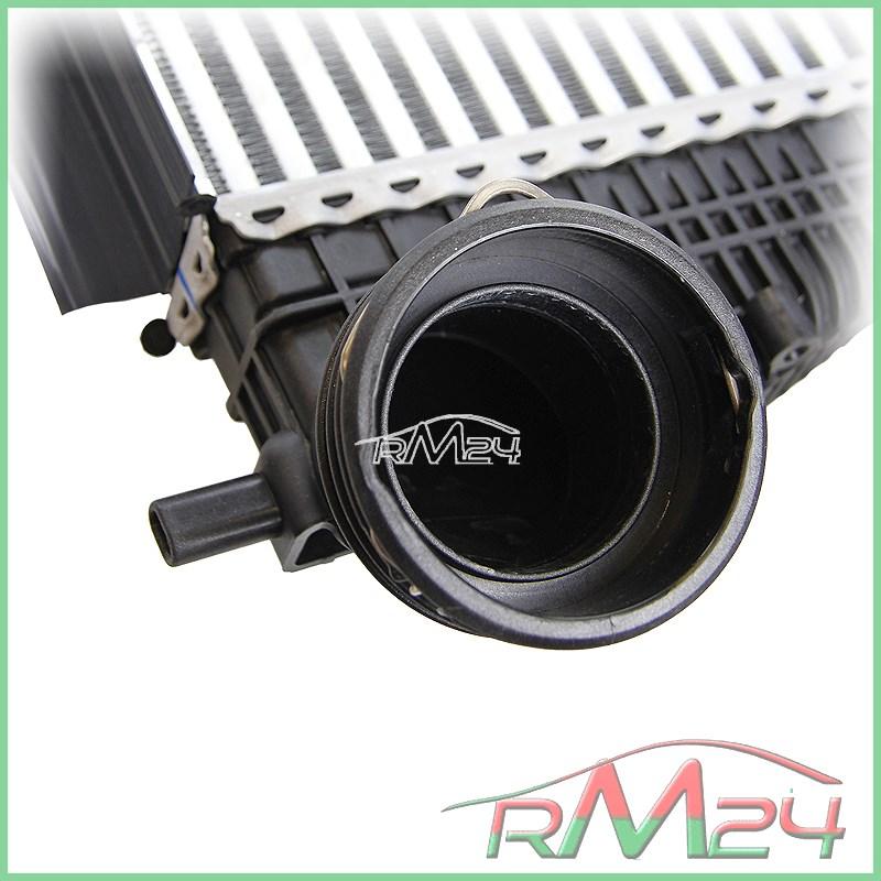 RADIATORE-INTERCOOLER-615-x-405-x-32-SEAT-LEON-1P-05-ALTEA-5P-1-9-2-0-TDI-TFSI miniatura 3