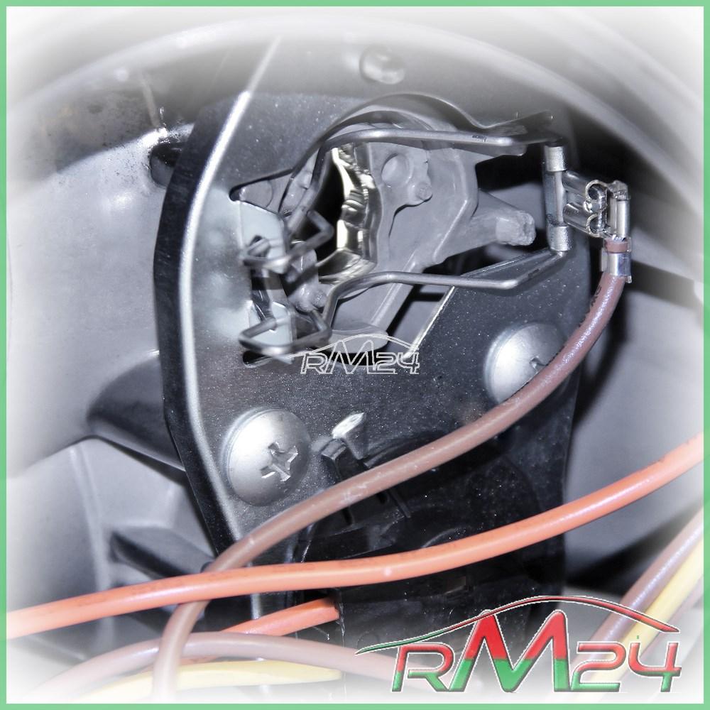SW 07-11 RCZ 10-13 2X FARO ANTERIORE SX DX H7//H1 CON MOTORINO PEUGEOT 308 CC