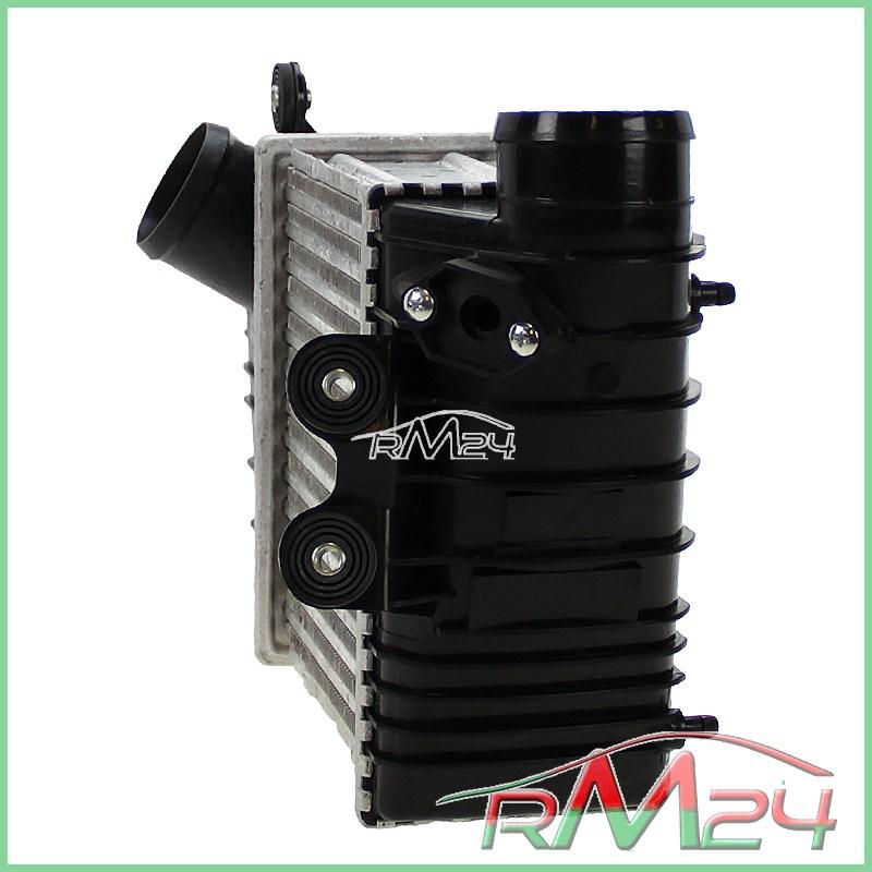 RADIATORE-INTERCOOLER-183-x-205-x-85-VW-BORA-1J-GOLF-4-IV-1J-1-8-T-1-9-TDI miniatura 4