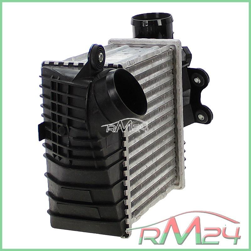 RADIATORE-INTERCOOLER-183-x-205-x-85-VW-BORA-1J-GOLF-4-IV-1J-1-8-T-1-9-TDI miniatura 5