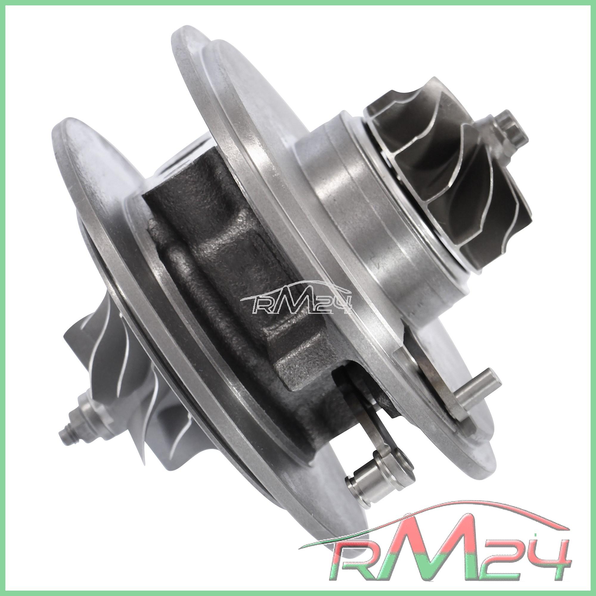 1X-CORE-ASSY-TURBOCOMPRESSORE-GAS-BMW-SERIE-1-I-E81-E87 miniatura 3