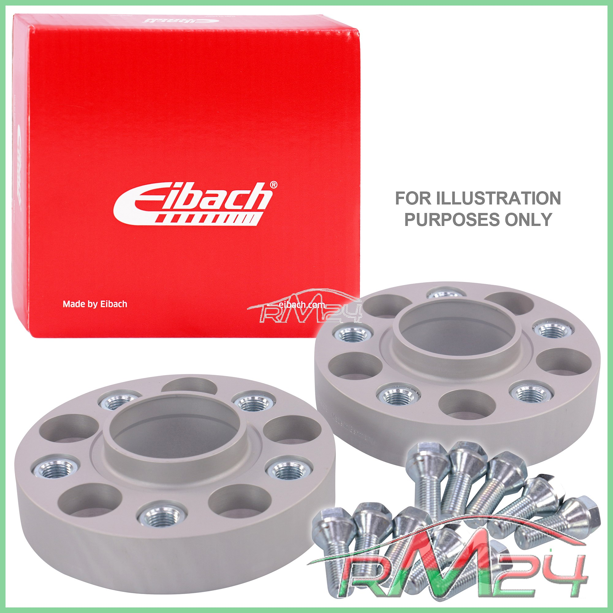 EIBACH passaruota per Smart s90-1-05-026 pro-Spacer System 1 10mm