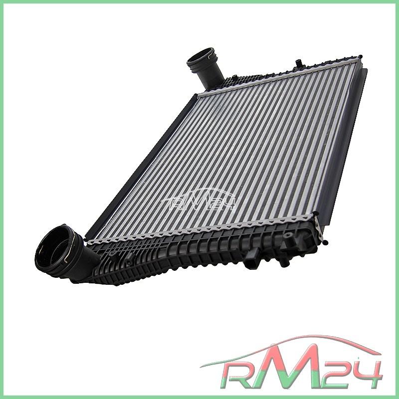 RADIATORE-INTERCOOLER-615-x-405-x-32-SEAT-LEON-1P-05-ALTEA-5P-1-9-2-0-TDI-TFSI miniatura 4