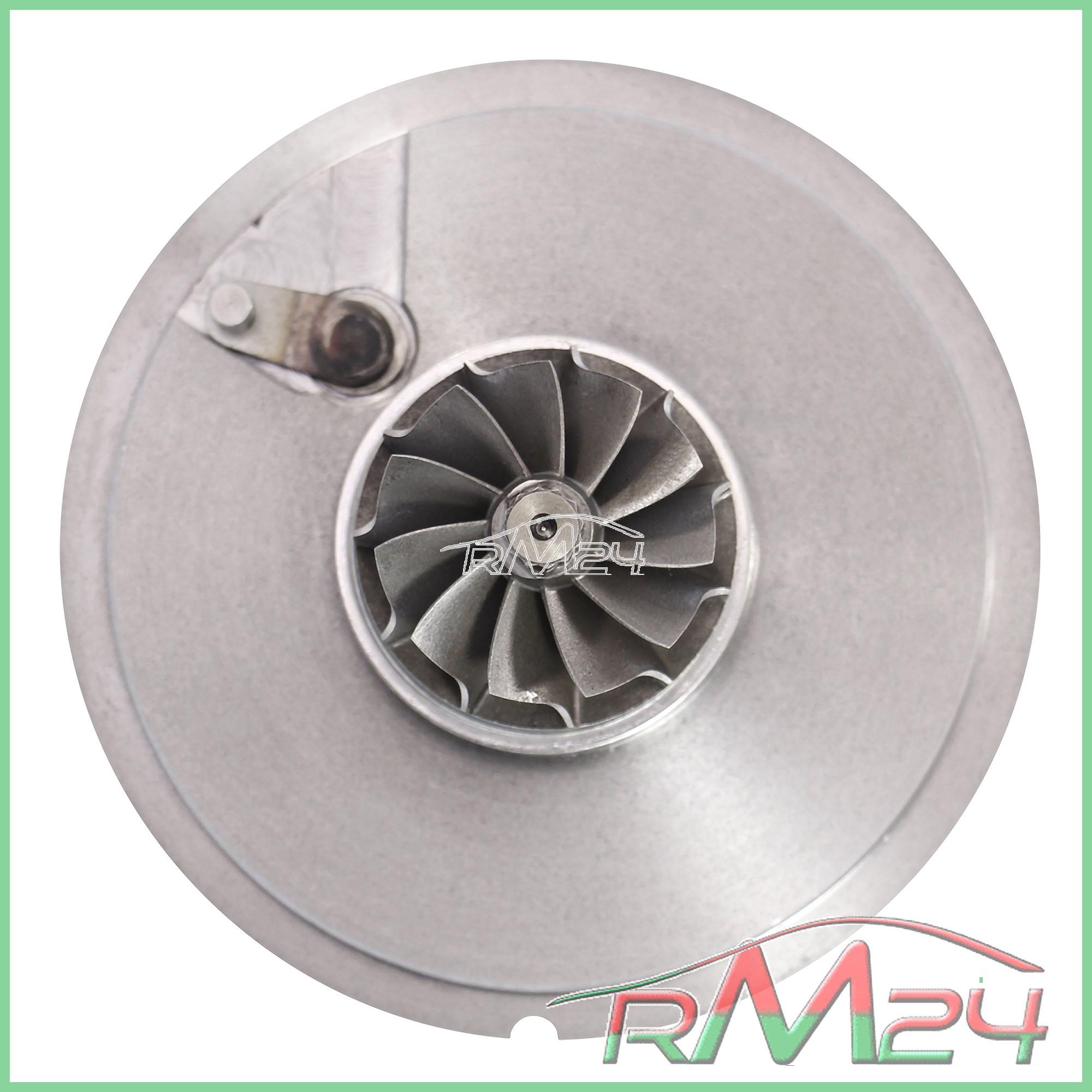 1X-CORE-ASSY-TURBOCOMPRESSORE-GAS-BMW-SERIE-1-I-E81-E87 miniatura 5