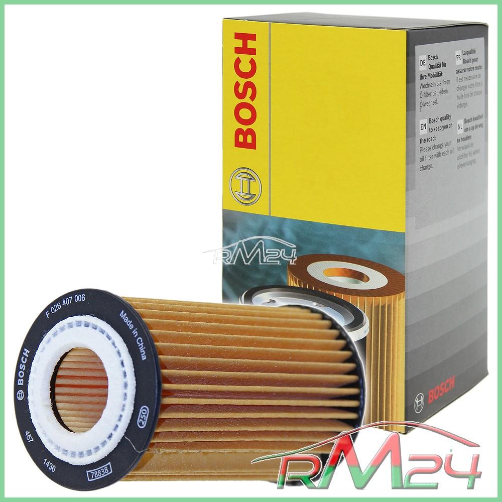 BOSCH-FITLRO-OLIO-5-L-OPEL-GM-5W-30-DEXOS-2-OPEL-ASTRA-J-09-1-4-1-6 miniatura 3