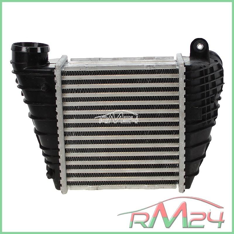 RADIATORE-INTERCOOLER-183-x-205-x-85-VW-BORA-1J-GOLF-4-IV-1J-1-8-T-1-9-TDI miniatura 2