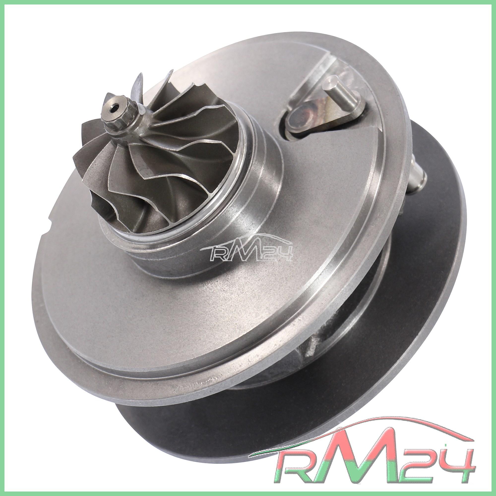 1X-CORE-ASSY-TURBOCOMPRESSORE-GAS-BMW-SERIE-1-I-E81-E87 miniatura 2